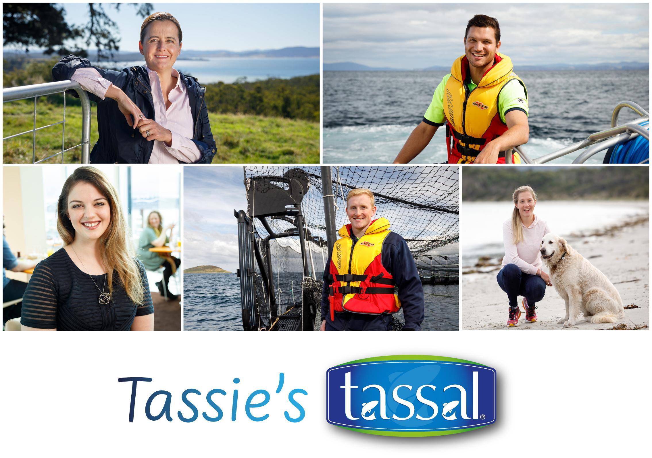 Tassie's Tassal header